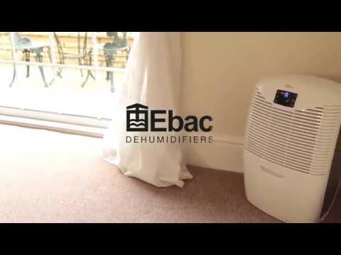 Ebac Smart Control Dehumidifiers | Ebac Dehumidifiers