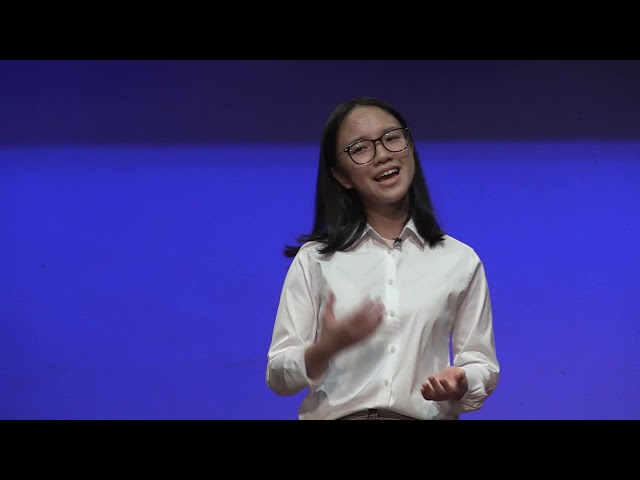 Embracing Tomorrow's Leaders   Chloe Jazzy Lau   TEDxTSIS