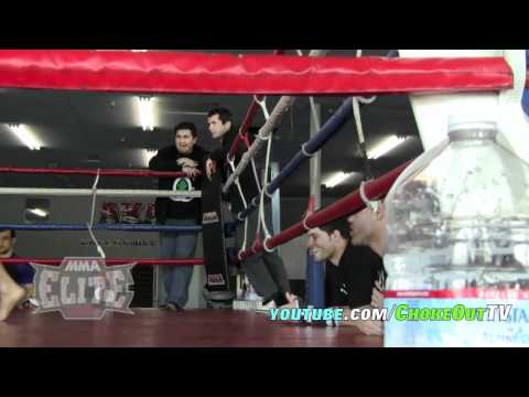 Javier Mendez of AKA (American Kickboxing Academy) Tribute Part 1