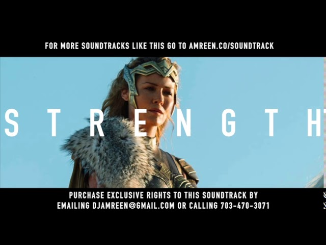 01 STRENGTH  - HOLLYWOOD SOUNDTRACK #1