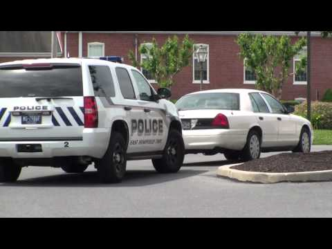 Bank Robber Strikes In East Hempfield Township