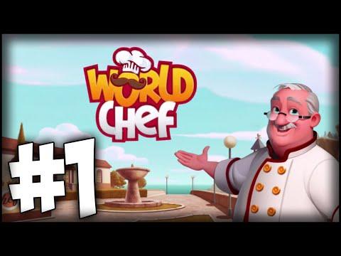 World chef game trailer doovi - Super chef 2000 ...
