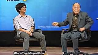 """Mario Teguh Super Show """" Dipuji Turun, Dihina Naik """" - Part 3 (24/1)"""