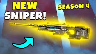 *NEW* SNIPER COMING IN SEASON 4!!? - NEW Apex Legends Funny & Epic Moments #223