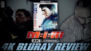 Mission Impossible 3 4K Bluray Review I Dolby Vision