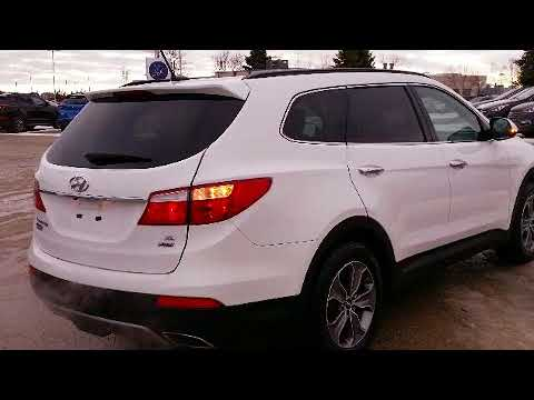 2014 Hyundai Santa Fe XL in Winnipeg, MB R3T 5V7
