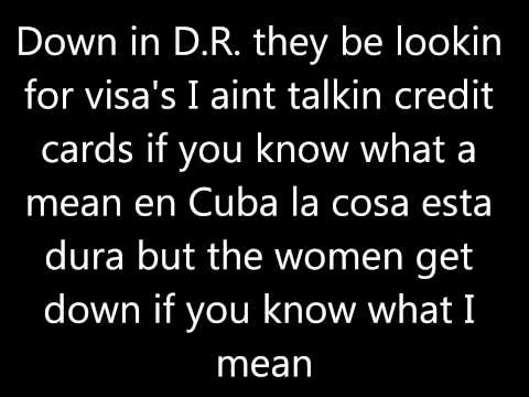 International Love by Pitbull & Chris Brown lyrics