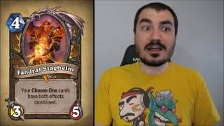 Hearthstone Pros Were Wrong About Old Gods Cards