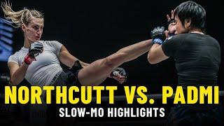 Colbey Northcutt vs. Putri Padmi | Slow-Mo Fight Highlights