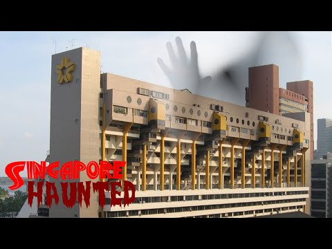 Ghost in Singapore Office - Singapore Haunted Ghosts In The Office Special (FULL EPISODE)