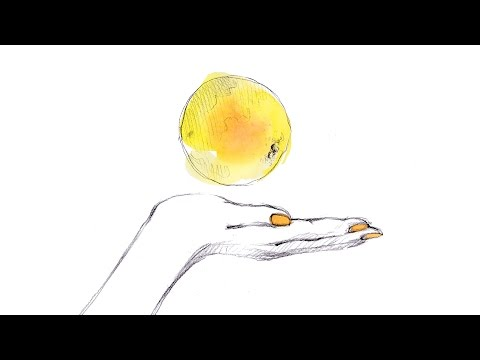 Pierre Hardy's Orange Bag/ 피에르 하르디의 오렌지 백 (Fashion Illustration 패션 일러스트)
