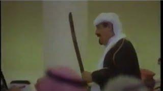 الملك عبدالله في العرضة السعودية من زمان الجنادرية ...
