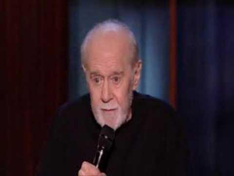 RIP George Carlin - Kids