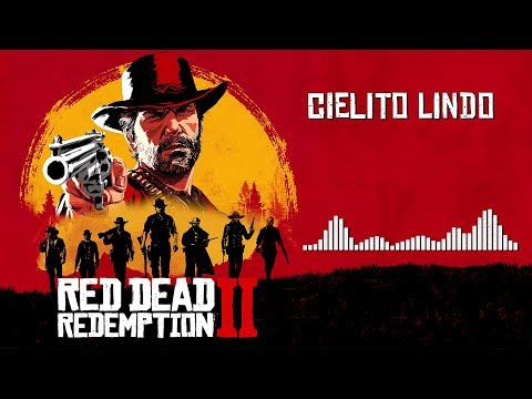 Red Dead Redemption 2  Soundtrack - Cielito Lindo Campfire Song   With Visualizer