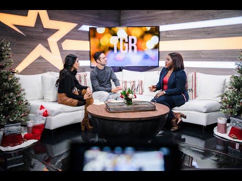 Jada Mayson Interview On TGR @Daystar