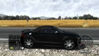 Test Drive Unlimited 2  -  Audi TT RS Gameplay