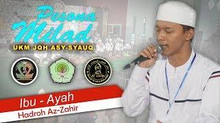 Gambar cover Lantunan Lagu IBU - AYAH membuat suasana menjadi haru - Live GOR IAIN Kudus