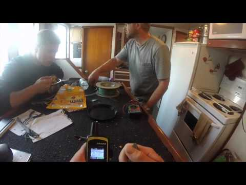 Commercial Albacore Tuna Fishing