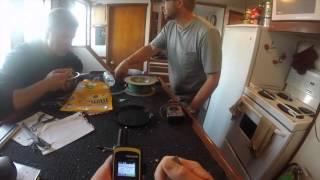 Commercial Albacore Tuna Fishing