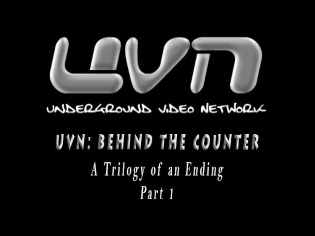 UVN: Behind the Counter 62