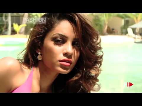 KINGFISHER CALENDAR 2014 Indian Supermodels Making of by Fashion Channel
