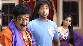 Doosukeltha Hilarious Comedy Scene    Vishnu Enter In Kota House As Picheswararao