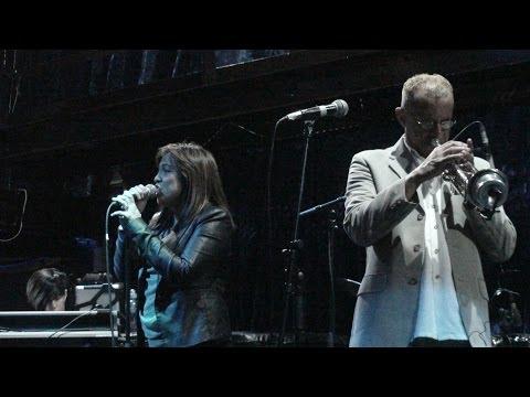 Tom Browne Feat Joyce San Mateo - Live (Soundcheck ).