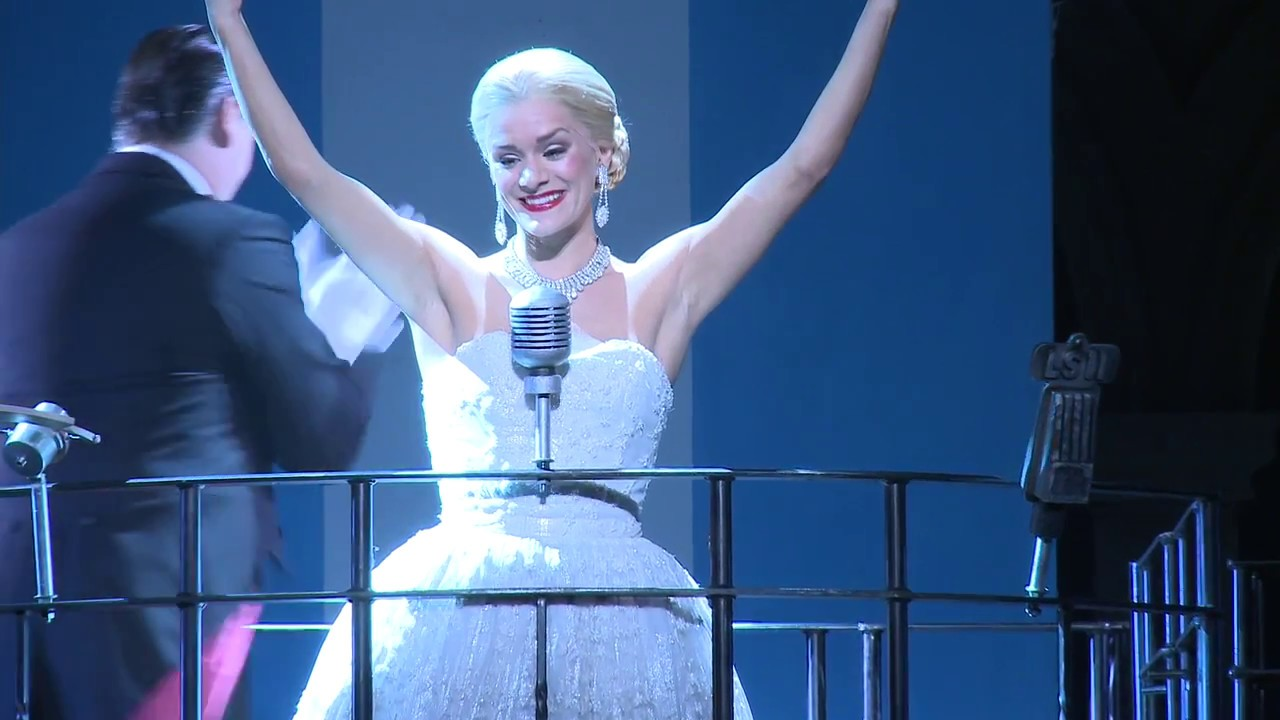 Evita The Musical 2017 Bord Gais Energy Theatre Youtube