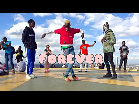 Justin Bieber - Forever (feat. Post Malone & Clever)(Official Dance Video)   flaming Papppy