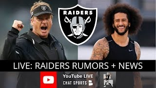 Oakland Raiders Report Live with Mitchell Renz & A Special Guest (11/20/2019)