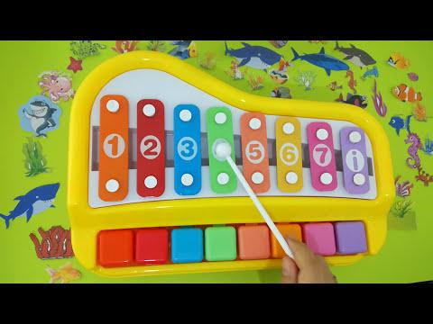 easy-baby-shark-nursery-rhymes-xylophone-tutorial