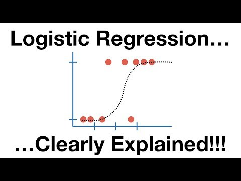 StatQuest: Logistic Regression