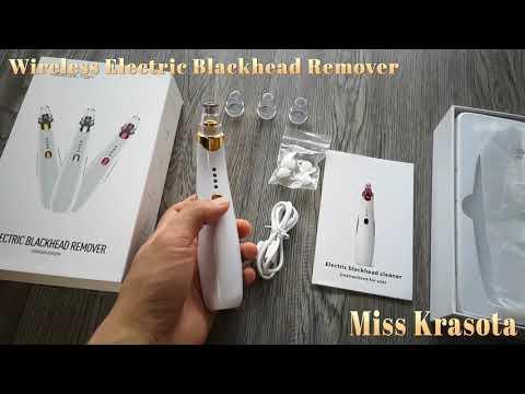 Blackhead Remover Facial Vacuum Deep Pore Cleaner