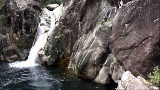 Devils Leap at Crystal Creek