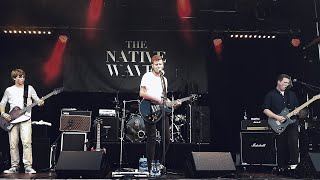 The Native Waves - Live at Wake'n'Jam 2016