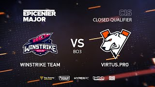 Alliance vs OG, EPICENTER Major 2019 EU Closed Quals , bo3, game 3