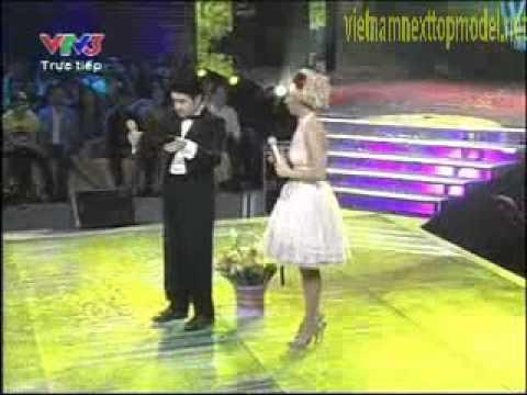 Video clip cặp đôi hoàn hảo 2011 tuần 8 (4/12/2011) -- Minh Quân & Lê Khánh