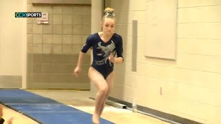 Champlin Park Vs. Maple Grove Girls High School Gymnastics