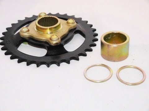 Kupplung Barossa Kreidler SMC 250 2-Zylinder Kupplungsbel/äge 6 Lamellen 4 Federn