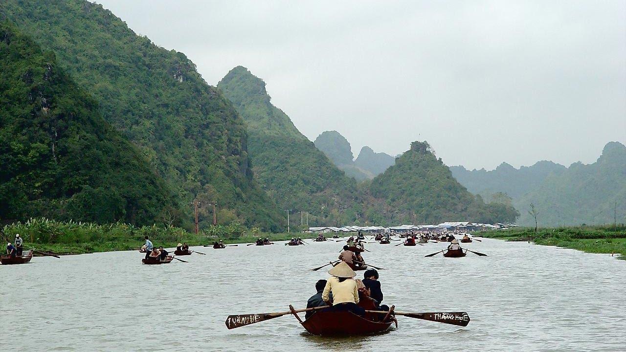 Du lịch lễ hội chùa hương – Trẩy hội chùa hương – Huong Pagoda Festival