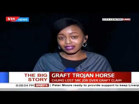 Kenyas Graft Trojan Horse | The Big Story 16th October 2018