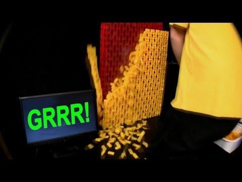 Grr! Argh! Damn-inoes!