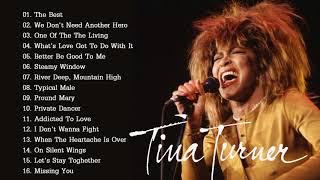 Tina Turner Greatest Hits Full Album - Tina Turner Best Songs Playlist