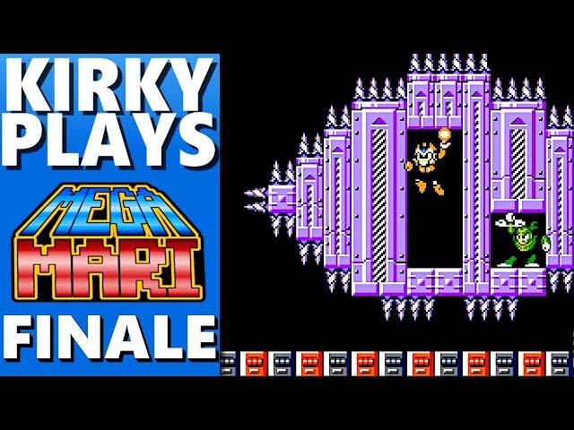 Mega Man Maker Full Game - Playing Your Levels - Mega Mari Part 3 [Finale]