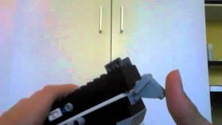 """Lego Beretta 93R """"Raffica"""" (Cod:MW2 BF: 3,4)"""