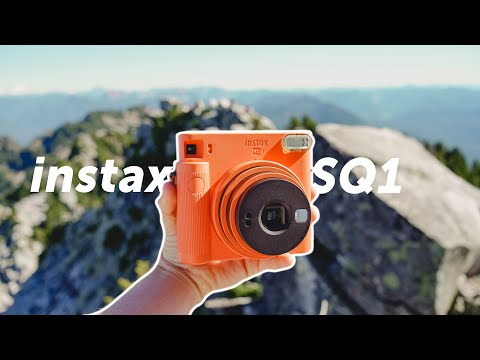 Instax SQ1 - Best New Instant Film Camera?
