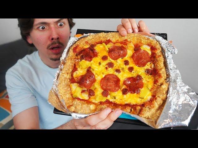 Faire une pizza comme en prison