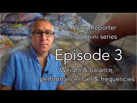 Pre flight preparation mini-series Pt3 from YouTube · Duration:  12 minutes 18 seconds