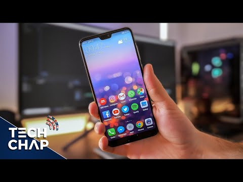 1 Month with the Huawei P20 Pro | The Tech Chap