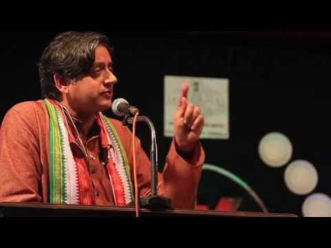 VAGMAYA 2014  Dr. Shashi  Tharoor's perspectives on contemporary media
